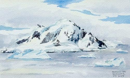 Paradise Bay, Antarctic Peninsula
