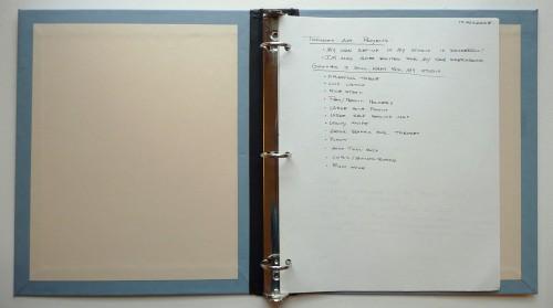 ...the inside of my sketchbook