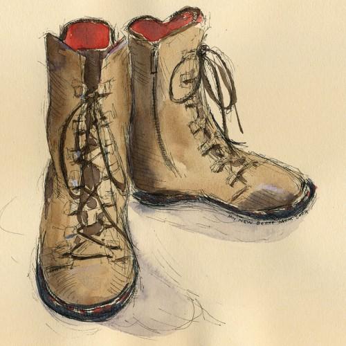 "My Vivo Barefoot ""Dundan"" boots"