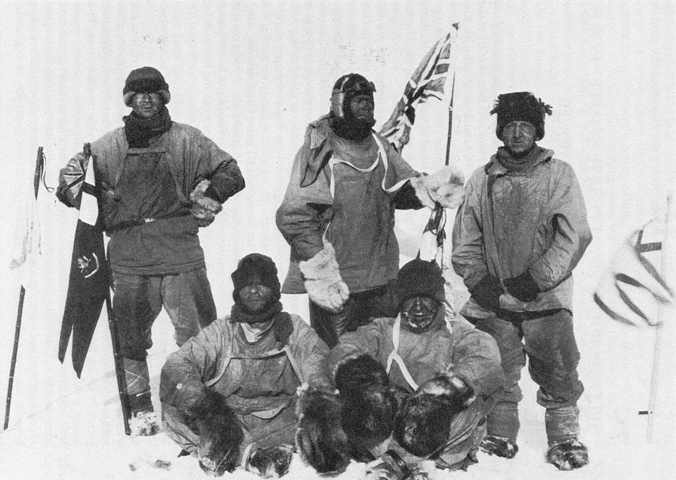 Scott Expedition Centennial Expeditionary Art