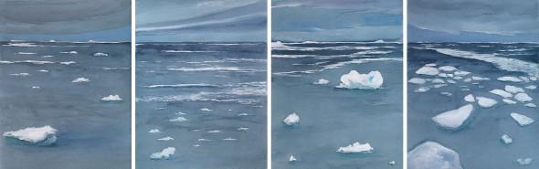 Evening-Ice-series