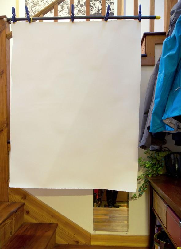hanging-paper
