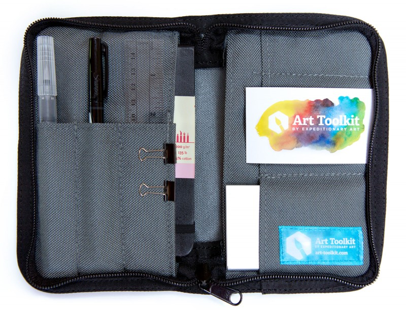 The new Pocket Art Toolkit