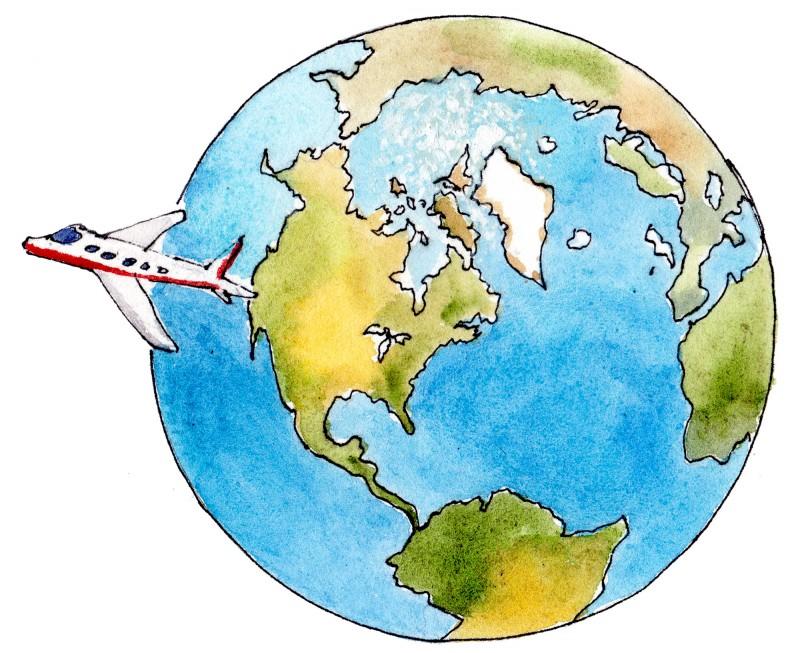 globeplane