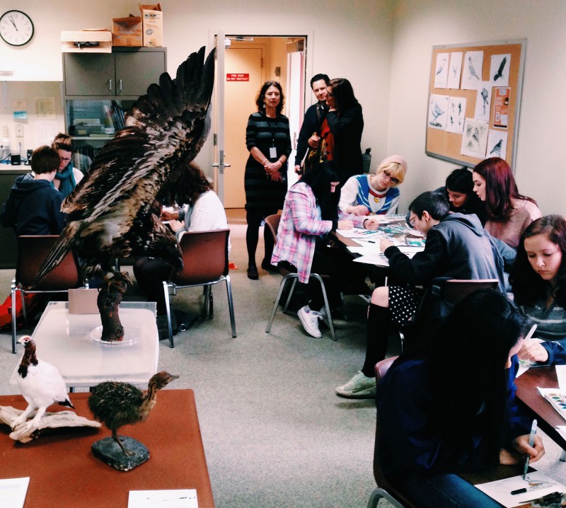 Whatcom Museum workshop