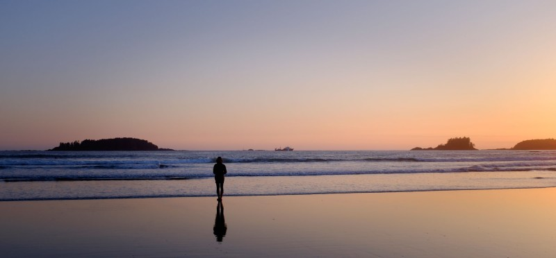 Saying goodbye to the coast, photo by Darin Reid