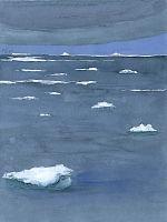 Evening Ice