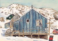 Blue House, Kullorsuaq