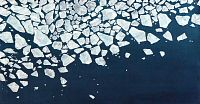 Ice Floes, Baffin Bay
