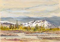 Mt. Susitna II