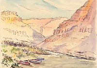 Forster Camp, Grand Canyon