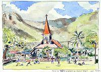 Vaitahu Eglise