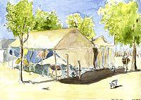 Karal Tent, Mali